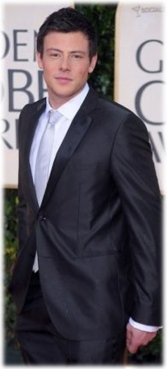 Raja Fashions Blog - Cory Monteith in Guabello