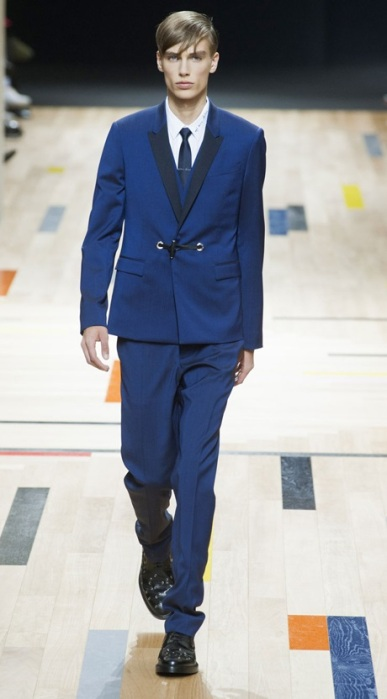 RF - Blue Suit