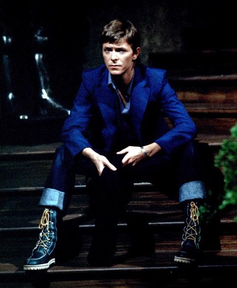 RF - David Bowie's Image