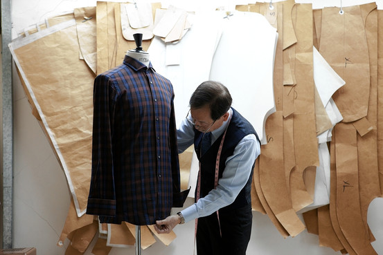 Ode to the Hong Kong Tailors 005