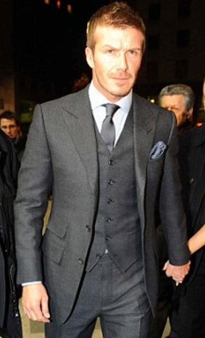 Charcoal Grey Suits